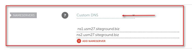 namecheap custom dns
